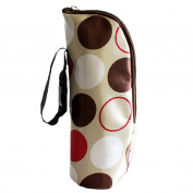 Baost Baby Insulated Bottle Carrier Carry Thermal Bag Bottle Holder With Hanging Strap