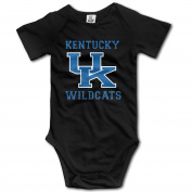 Unisex Baby University Of Kentucky Wildcats Mouse Baby Onesies Short Sleeve Bodysuit