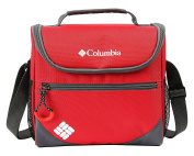 Columbia Go To Food & Bottle Tote, Red