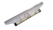 Actopus Rolling Ruler 12 Inch 30CM