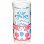 Country Comfort, Baby Powder, 90ml (81 g) - 2pc