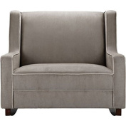 Baby Relax Hadley Double Rocker, Dark Taupe