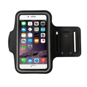 For IPhone 7 Plus Case,Haoricu Unisex Men Women Armband Gym Running Sport Arm Band Cover Case