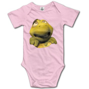Baby Boys Girls Short Sleeve Over The Hedge Funny Bobysuit Onesie