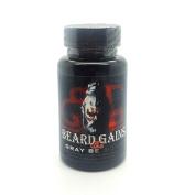 Beard Gains Grey Be Gone Natural Hair Supplement