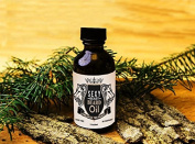 #1 Best Beard Oil For Men - Natural Unscented - Proprietary 9 Oil Blend Stimulates Facial Hair Beard & Moustache Growth, Repairs Frizzy Hair, Eliminates Dry Itchy Skin For A Thicker Fuller Sexy Beard