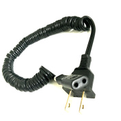 Universal Shaver Cord fit Most Norelco, Braun, Remington & Others