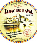 Shaving Soap of the Gods Tabac De LaVal 120ml