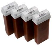 Alera Products Chocolate Roll on Depilatory Soft Wax