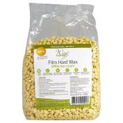 Wax Necessities Film Hard Wax Beads - White Tea Cream 1040ml