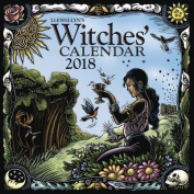 Llewellyn's 2018 Witches' Calendar
