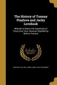 The History of Tommy Playlove and Jacky Lovebook
