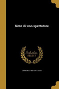 Note Di Uno Spettatore [ITA]