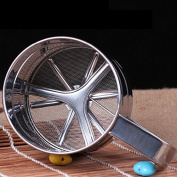 Windspeed Stainless Steel Fine Mesh Flour Sifter/ Sugar Icing Mesh Sifter Shaker Baking Tools