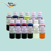 Edible Supply Airbrush Food Colour Combo Pack - 130ml