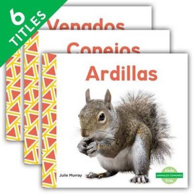 Animales Comunes (Everyday Animals ) (Set) (Animales Comunes (Everyday Animals ))