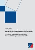 Metakognitives Wissen Mathematik [GER]