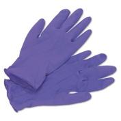 Purple Nitrile Exam Gloves, Medium, Purple, 1000/carton