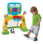VTech 2-in-1 Basketball and Soccer Smart Shots Sports Centre Toys