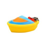 Jutao Plastic Floating Water Bath Squirties Toy For Baby Boat