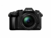 Panasonic LUMIX DMC-G85MK 4K Mirrorless Interchangeable Lens Camera Kit, 12-60mm Lens, 16 Megapixel
