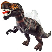 Electronic Dinosaur Toys Sounding Flashing Moving Gift for Children and Kids