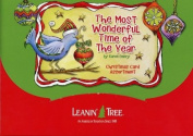 """Karen Embry """"The Most Wonderful Time of The Year"""" Christmas Card Assortment #90286"""