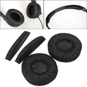 BephaMart Replacement Ear Pads With Headband Cushions For Sennheiser Headphone