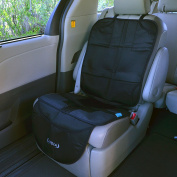 AIDIA Newest Innovative SmartStore 5-in-1 Ultimate Car Seat Protector and Organiser