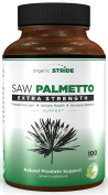 Extra Strength Saw Palmetto Capsules For Prostate Health and Hair Loss – Potent 500MG Extract and Berry Powder Complex to Reduce Frequent Urination- All Natural DHT Blocker Supplement, Non-GMO