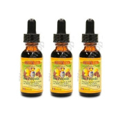 3 bottles x Uncle Bill Brazil Bee Propolis with Reishi 30ml