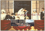 Prince Charles and Princess Diana - The Royal Wedding large stamp sheet for collectors - Beautiful and rare / Liberia