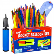 Kangaroo Giant Rocket Balloon Set
