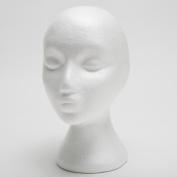 Styrofoam Head by Century Novelty
