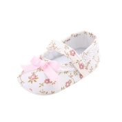 Kingko® Baby Infant Shoes Princess Shoes Baby Girl Soft Sole Crib Shoes Toddler Summer Shoes