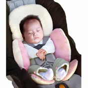 Baby Body Support Car Pillow GudeHome Child Safety Seat Carrier Pad Multi-purpose Adjustable Comfortable Pushchair Seat Cashion