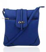 Ladies Faux Leather Cross Body Bag With Zip Comparment Women's Small Size Desinger Fashion Quality Handbags