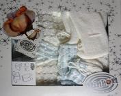 NewBorn Baby Gift Set 4 Pieces, Brassiere Gift Idea 0 to 3 Months bcbe-v nissanou
