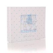 New Baby Boy Hand & Foot Imprint Casting Kit & Keepsake Storage Box Gift Birth