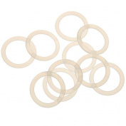 Pixnor 10pcs Baby Lovely With Ring Silicone Comfort Sleep Appease Pacifier Nipple