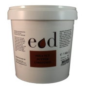 SHEA NUT BUTTER 1 Kilo - UNREFINED by EOD - Essential Oils Direct