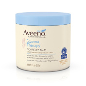Aveeno Eczema Therapy Itch Relief Balm 11 Ounce Jar