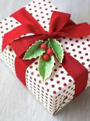 Christmas Luxury bath & Beauty Hamper - stunning gift wrapping