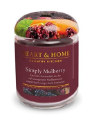 scented candle Simply Mulberry