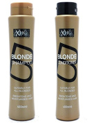 XHC Expel Hair Care Blonde Shampoo & Conditioner 400ml