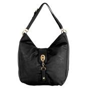 EyeCatch - Diaz Smart Ladies Faux Leather Womens Designer Bag Handbag