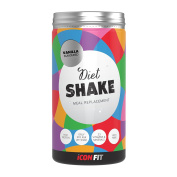 ICONFIT Diet Shake, Healthy Meal Replacement Shake, Only 200Kcal per Shake, 23 Vitamins And Minerals, Comes In Several Flavours Including Chocolate, Strawberry And Vanilla, 13 Shake Tub 715g