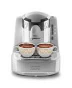 Arzum Okka OK002W Turkish/Greek Automatic Coffee Machine, 710 W, White