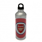 Official Arsenal FC Aluminium Drinks Bottle