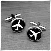 Aeroplane Cufflinks